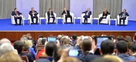 Владимир Путин  на Форуме «Малый бизнес — национальная идея?»
